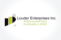 logo Louder Enterprises Inc.