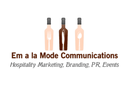 logo Em a la Mode Communications