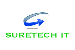 logo  SURETECH IT