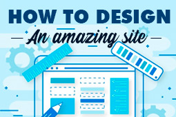 How to design an Amazing and Professional Website