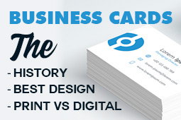 Business Cards | The history, best design practices, and the digital alternatives