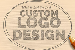How to create a custom logo