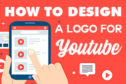 How to design the perfect logo for youtube with our logo maker