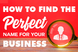 Finding the right business name : Tricks, tools and strategies to finding the perfect business name