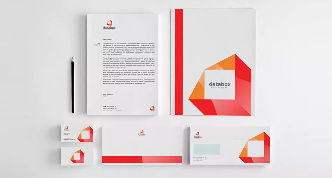 3 Different logo formats for branding, logo formats for branding