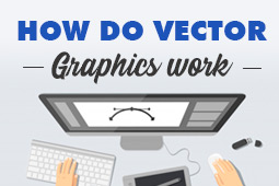 How do vector graphics work and why use them for branding