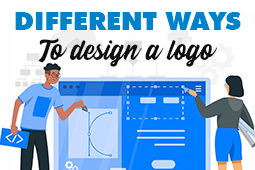 5 different ways to design a logo and why you should use a logo maker
