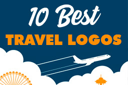 10 Best Travel Logos And How to Design Your Own with our Logo Maker