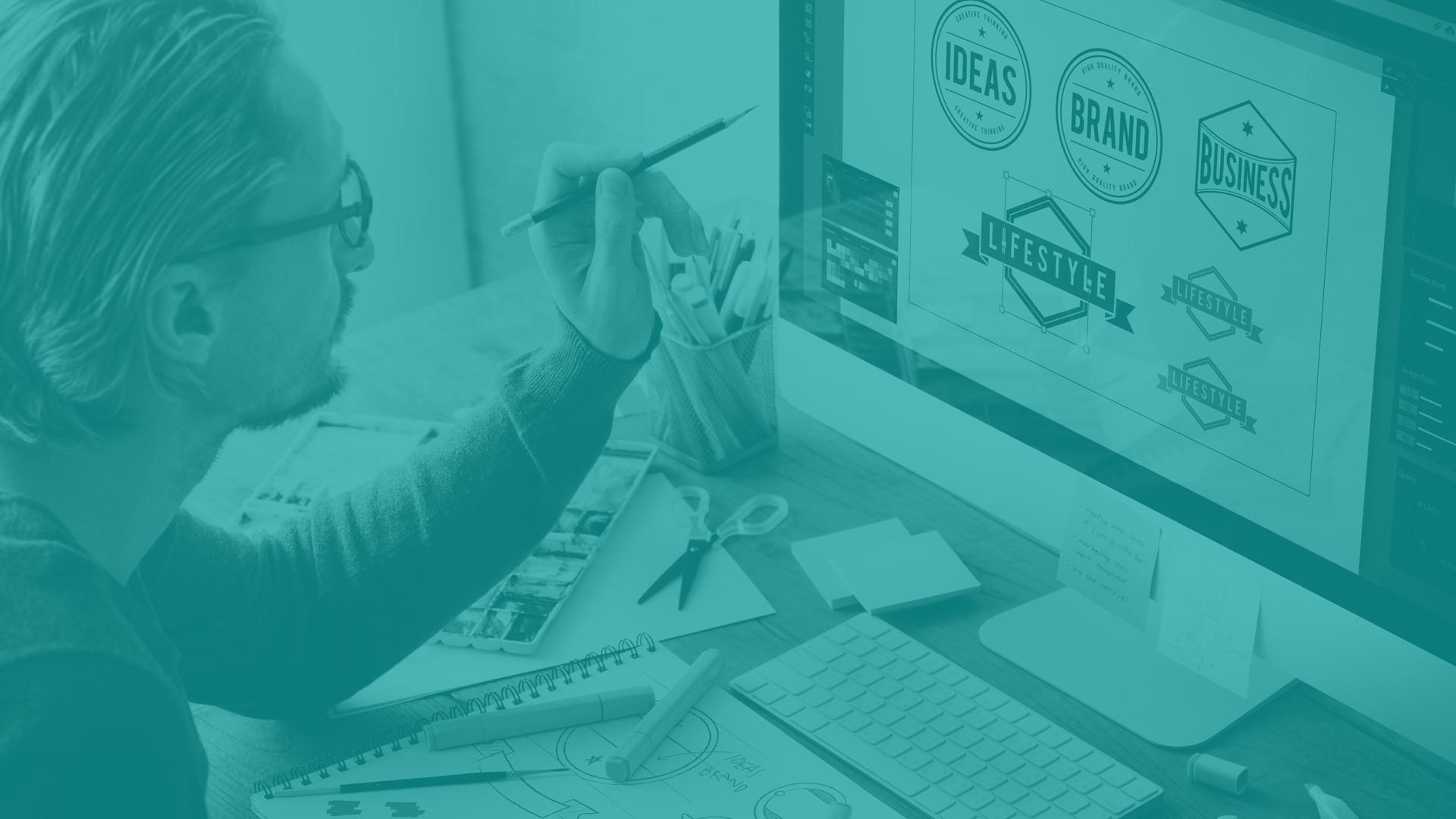 Logo design, logo design tools, online logo design system