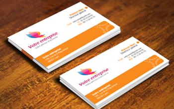 Create business cards design dans create business cards